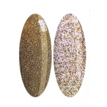 Helkur- valgustpeegeldav  15g geellakk kuldne