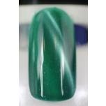 Roheline Cat eye magnet-geellakk Nr.142, 15g